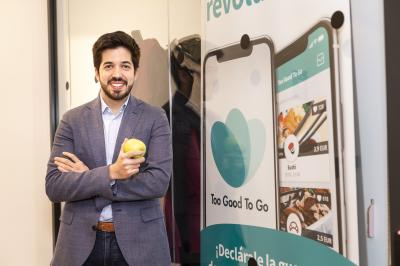 Oriol Reull, country manager Too Good To Go España