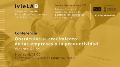 Foto Conferencia Vicente Salas - IvieLAB