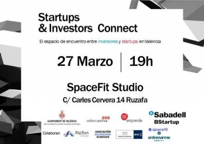 Startups and Investors Connect