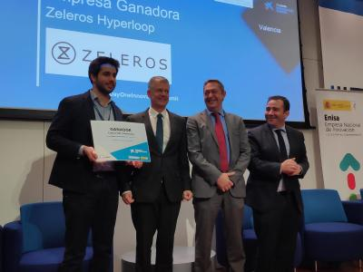 Zeleros gana el premio Emprendedor XXI a la empresa más innovadora de la Comunitat