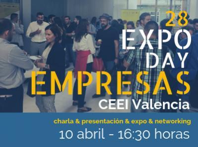 Expo Day de Empresas CEEI Valencia (28ª Edición)