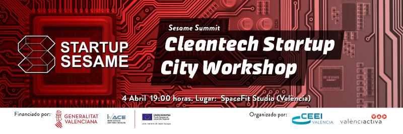 Encuentro Cleantech Startup City / Otras actividades