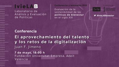 Conferencia IvieLAB Juan F. Jimeno - caratula
