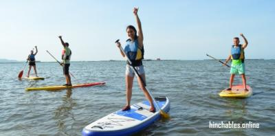 Razones para practicar Paddle Surf
