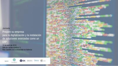Jornada Digitalización Paterna