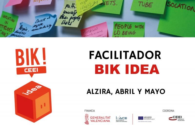 Facilitador BIK Idea Alzira