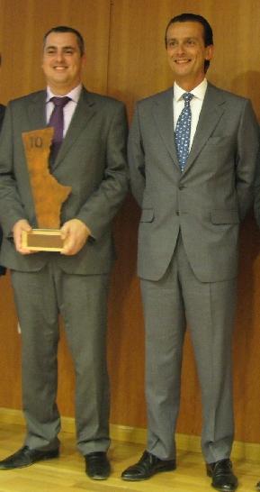 Vicent Soler, Socio y Director Técnico de Ingenia y Daniel Moragues, Director del IMPIVA