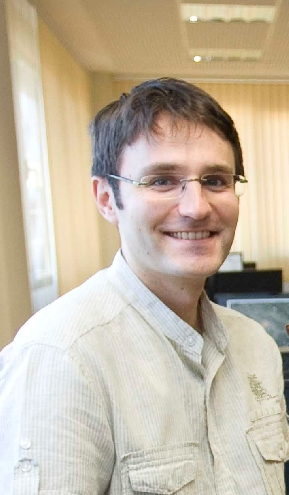 Javier López, Jefe de Proyectos de I+D en Ingenia Telecom