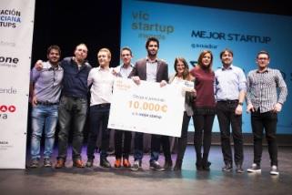 Premiados VLC Startup Awards 2018