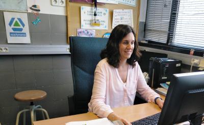 Iluminada Rodríguez, gerente y directora de operaciones de Applynano Solutions