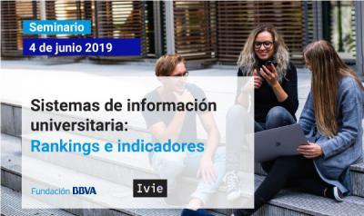 Seminario rankings 2019