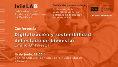Conferencia IvieLAB Emilio Ontiveros