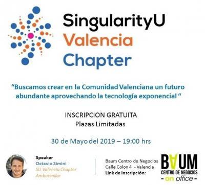 SingularityU Valencia Chapter