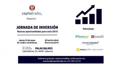 Cartel Jornada Inversión