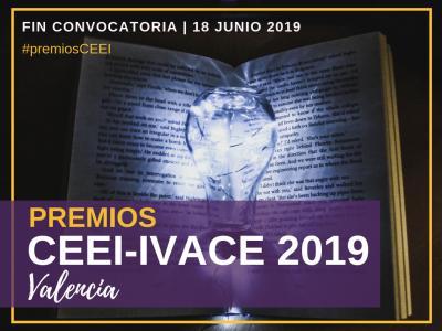 Premios CEEI-IVACE 2019 Valencia