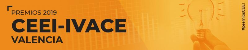 Premios CEEI - IVACE 2019 Valencia