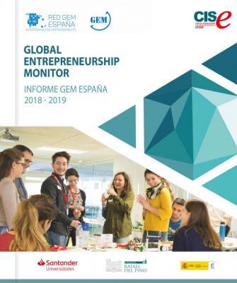 Informe GEM 2018-19 sobre el ecosistema emprendedor en España
