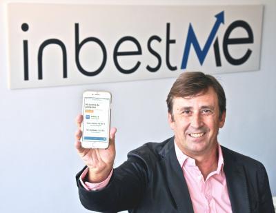 Jordi Mercader, CEO de inbestMe