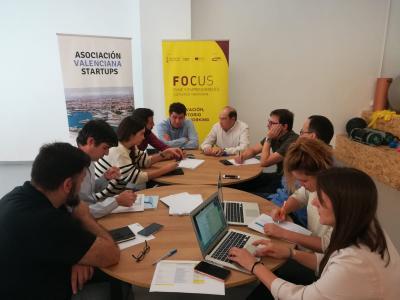 Comité organización Focus Pyme y Emprendimiento Valencia