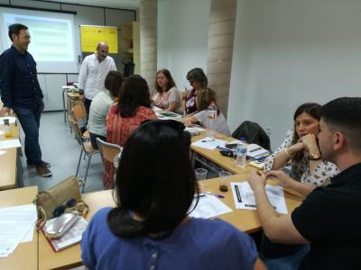 Taller de Innovación Territorial en Villar del Arzobispo