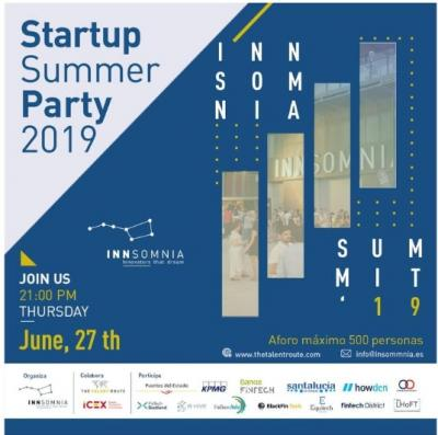 Startup Summer Party 2019