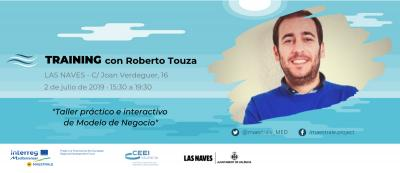 Taller Modelo de Negocio con Roberto Touza