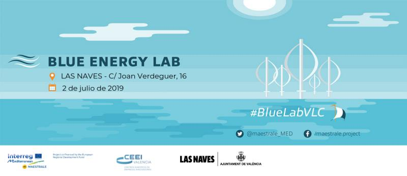 3º BLUE ENERGY LAB, MAESTRALE