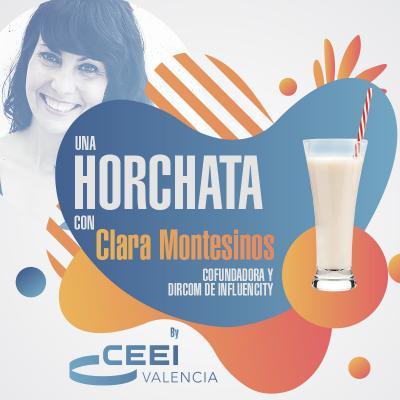 Clara Montesinos, Cofundadora y DirCom de Influencity