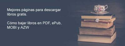 descargar libros gratis