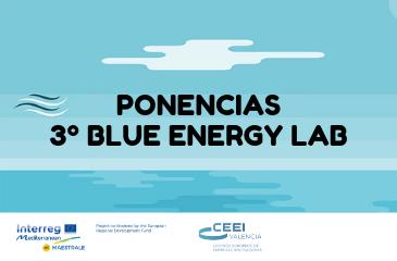 Descárgate las presentaciones del 3er Blue Energy Lab