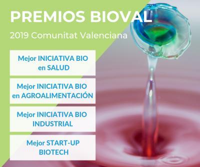 Banner Premios BIOVAL 2019