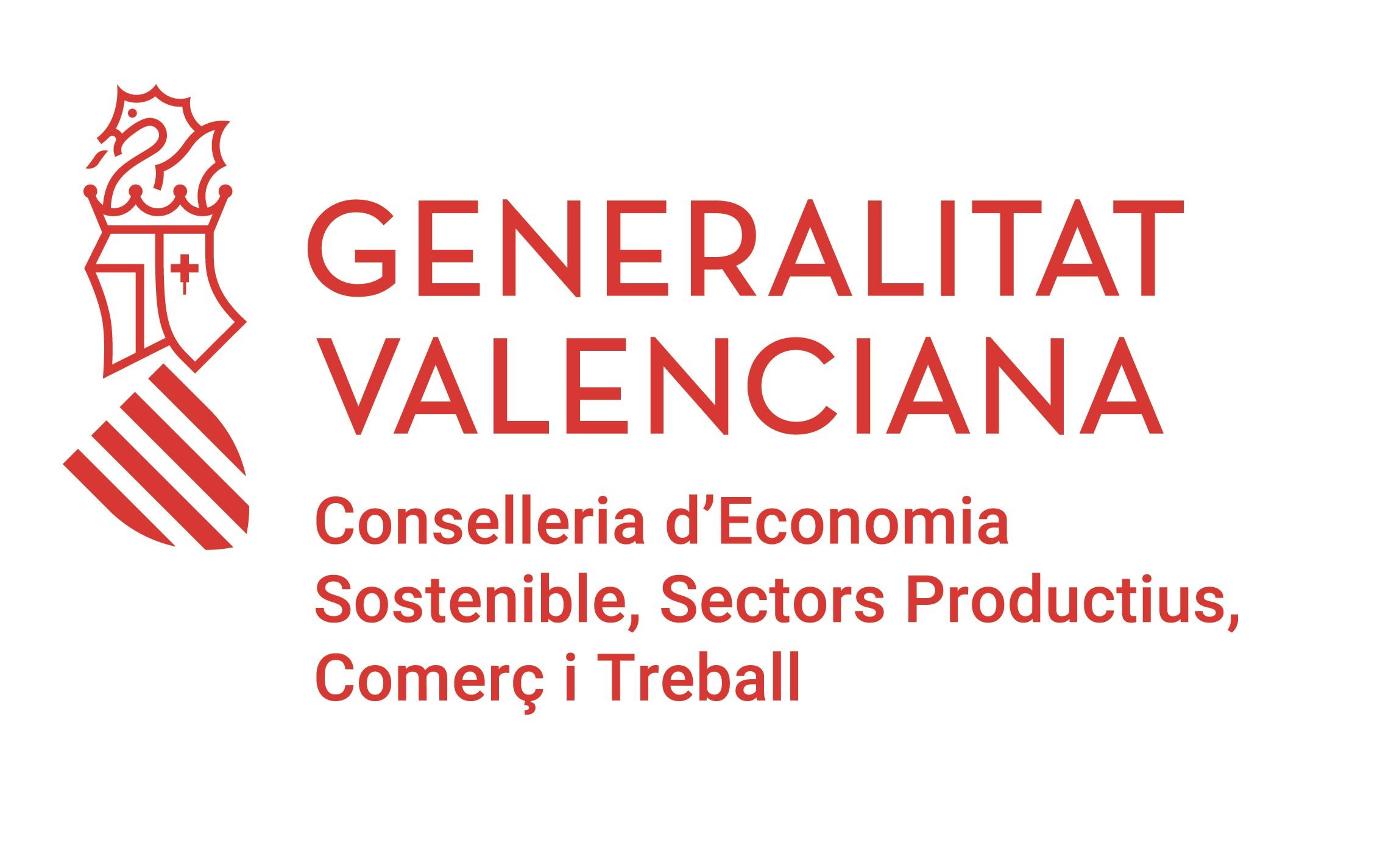 Conselleria de Economía Sostenible, Sectores Productivos, Comercio y Trabajo