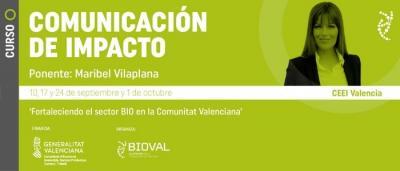 Curso comunicación de Impacto - Maribel Vilaplana
