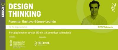 Jornada Desing Thikning- Gustavo Gómez-Lechón