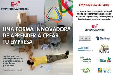 Emprendeaventur@ Grupos de Acción Local