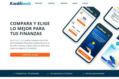 SwipeCredit, app de IA para encontrar financiación a medida