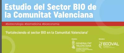 Banner Estudio BIO Comunitat Valenciana