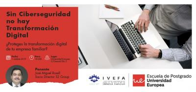 Jornada Ciberseguridad Valencia