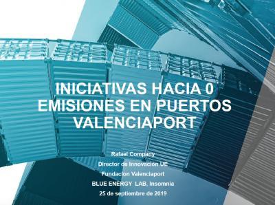 Un reto hacia 0 emisiones en Puertos