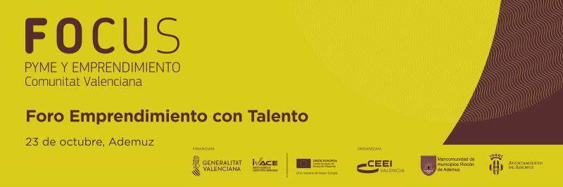 Mañana en Ademuz, Encuentro Empresarial con Plenario de Sergio Ayala