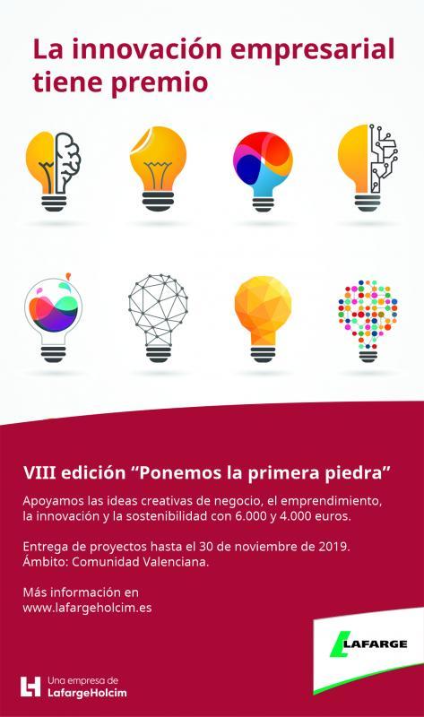 Premios Lafarge a la innovación empresarial