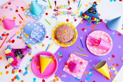 como organizar un cumpleaños