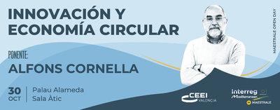 Innovación y Medio Ambiente con Alfons Cornellà
