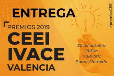 Entrega de Premios CEEI IVACE 2019