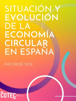 Situación y evolución de la Economía Circular en España 2019