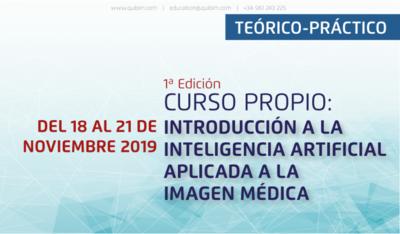 Inteligencia artificial aplicada a la imagen médica
