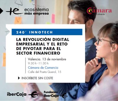 La Revolución Digital y el reto de pivotizar el Sector Financiero