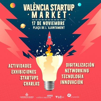 Cartel Valencia Startup Market 2019