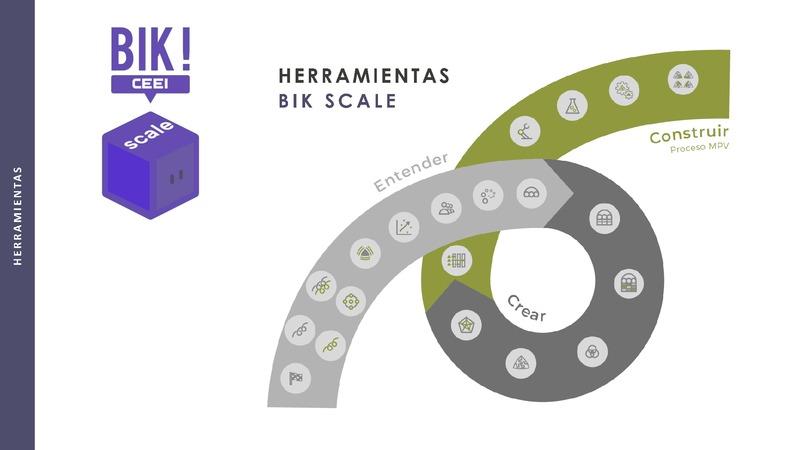 Fase Entender - 2 Herramienta Evolución Empresa - BIKSCALE