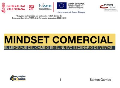 Mindset Comercial - El lenguaje del cambio en el nuevo escenario de ventas